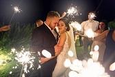 Recuerdos de la boda que serán compartidos en una galería post-boda dentro de la invitación digital